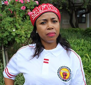 """Profile of Nontembeko """"Ntembie"""" Luzipo"""